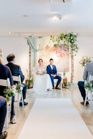 Bruiloft Claudia & Wing